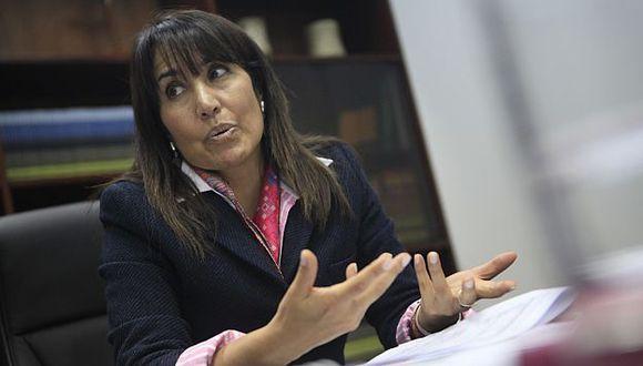 Magali Silva negó acusaciones sobre la elección de los consejeros comerciales. (Lucero Del Castillo)