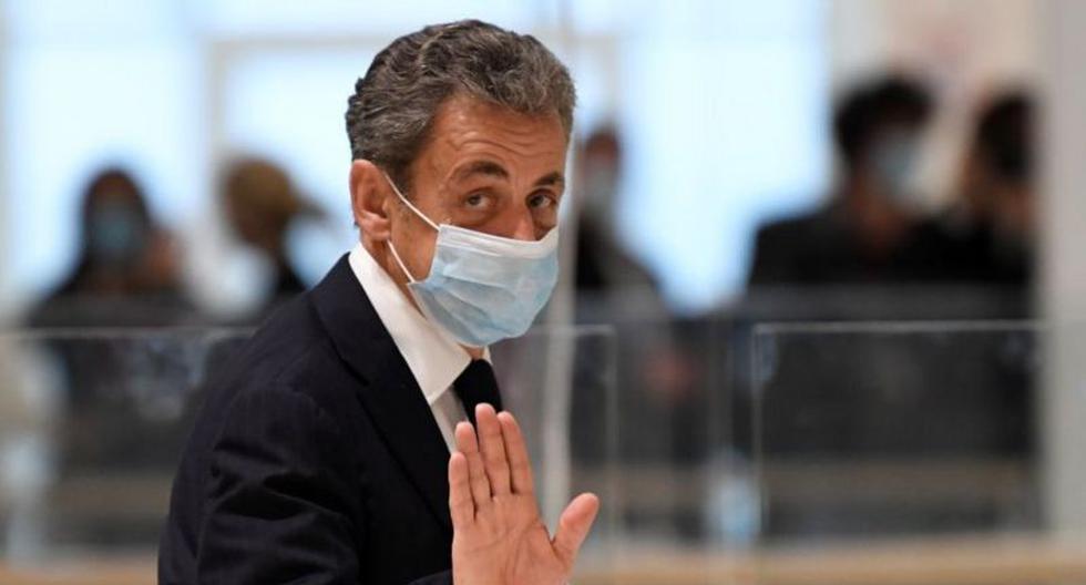 Una sentencia a 3 años de cárcel se suman a la lista de escándalos del expresidente Nicolás Sarkozy