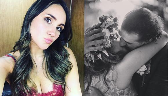 Dulce María celebró el primer aniversario de su boda civil con fotos inéditas. (Foto: @dulcemaria/@pacoalvarezv)