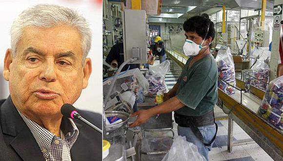 César Villanueva sostuvo que la reforma laboral se harábuscando consensos. (Fotos: GEC)