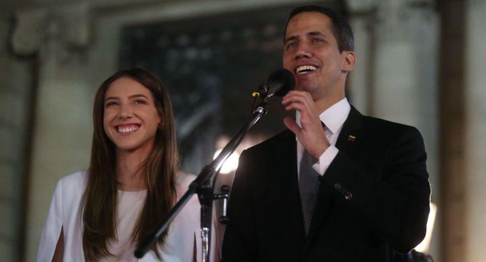 Juan Guaidó se reunirá con el presidente de Ecuador este sábado. (Foto: EFE)