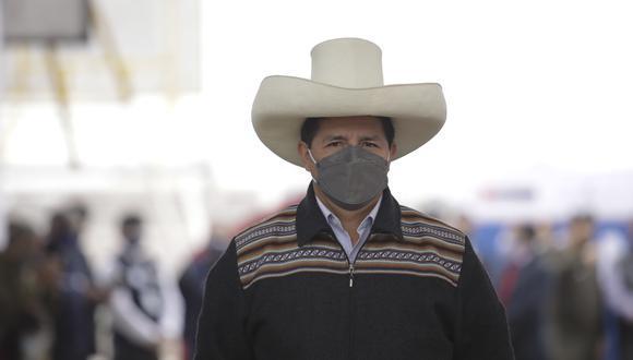 Pedro Castillo viajará a México y Estados Unidos, en lo que será su primera salida del país como jefe de Estado. (Foto: El Comercio)