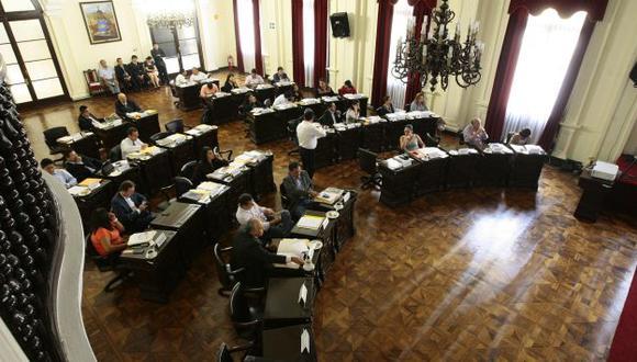 EN LA MIRA. Comisión deberá determinar responsabilidades. (David Vexelman)