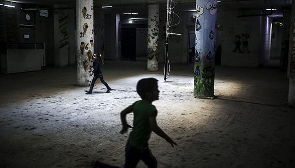 Unicef denunció el asesinato de 22 niños y 6 maestros en ataque aéreo contra escuela en Siria. (EFE)