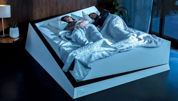 La 'cama inteligente' que mantiene en su sitio a los que les gusta pasarse  al otro lado | REDES-SOCIALES | PERU21