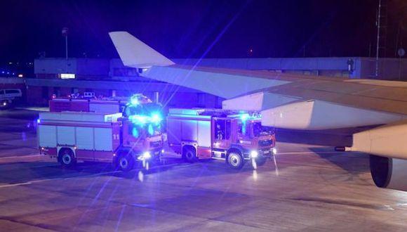 El avión oficial en el que viajaba llevaba alrededor de una hora de vuelo y se encontraba sobre el espacio aéreo holandés cuando se detectó el problema. (Foto: EFE)