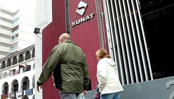 La Sunat puede pedir la información mediante resolución de superintendencia. (Foto: Andina)