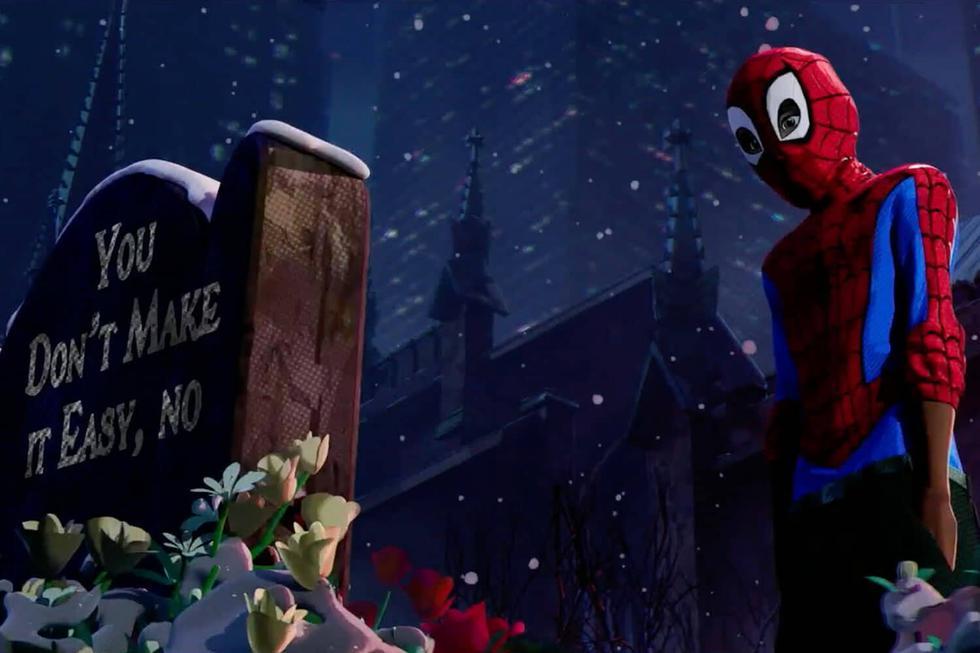 'Spider-Man: Un nuevo universo': Así iba a ser el cameo de Stan Lee en la cinta animada. (Difusión)