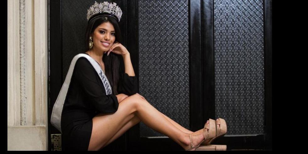 Anyella Grados es la flamante Miss Perú 2019. (Foto: El Comercio)