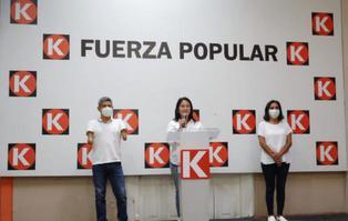 "Keiko Fujimori pidió a sus seguidores no atacar a Pedro Castillo: ""Nosotros no haremos eso"""