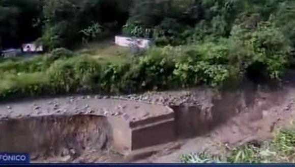 Hallaron cuerpo de una mujer desaparecida por huaico en el Cusco. (Video: Canal N)