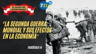 La Segunda Guerra Mundial y sus efectos en la economía