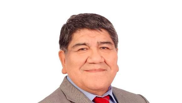 El exviceministro de Minas Rómulo Mucho postula al Congreso de la República con el Nº 34 de Avanza País. (Difusión)