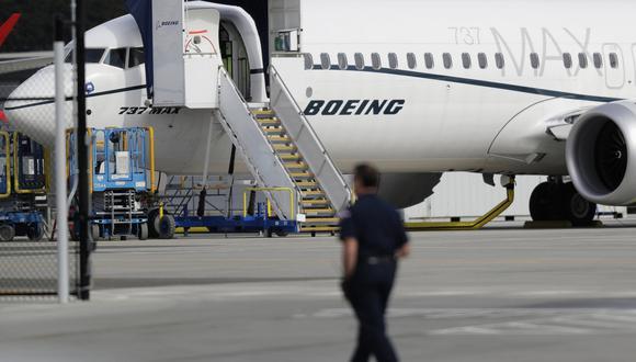 Después del accidente de marzo en Etiopía, con 157 víctimas, Boeing no ha recibido ningún nuevo pedido de los 737 MAX. (Foto: AP)