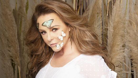 Mayte Lascurain es una de las voces del trío mexicano Pandora, que vuelve a Lima. (Foto: Rocío Bustos).