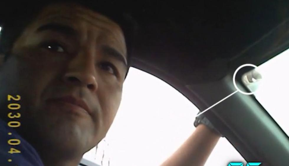 El peor conductor de Lima (El Comercio)