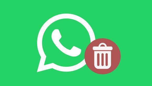 ¿Sabes lo que le pasa a tu celular si borras el caché de WhatsApp? Conócelo. (Foto: Mockup)