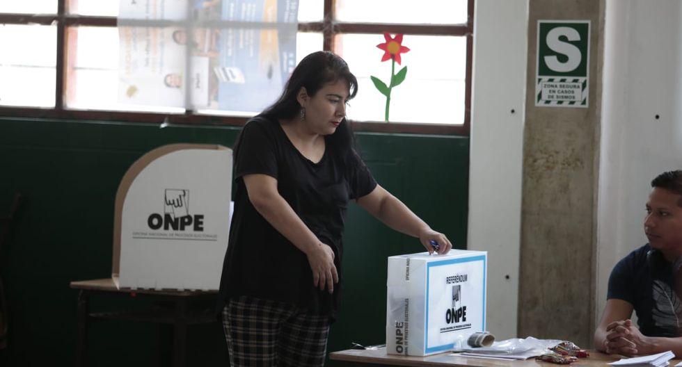 Referéndum 2018 | Conoce cuál es la multa por no votar o no cumplir como miembro de mesa. (GEC)