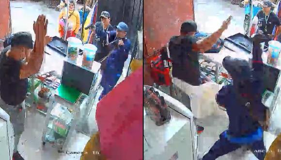 """Trujillo: El terrible diálogo de """"cara cortada"""", segundos antes de matar a venezolano"""