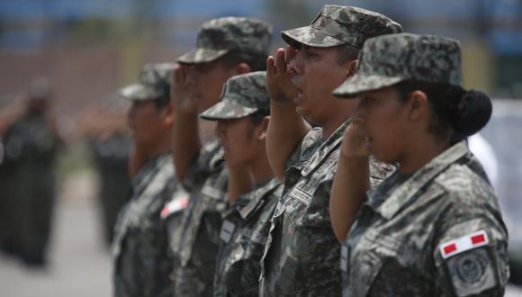 La Defensoría del Pueblo informó que el Ministerio de Defensa ya no podrá multar a los jóvenes que no se presenten al Servicio Militar. (GEC)