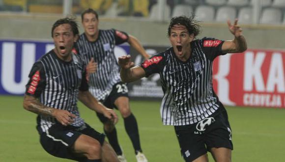 LA COPA LE VIENE BIEN. Como en el 2010, 'Zlatan' volvió a aparecer cuando se le necesitaba. (Martín Pauca)