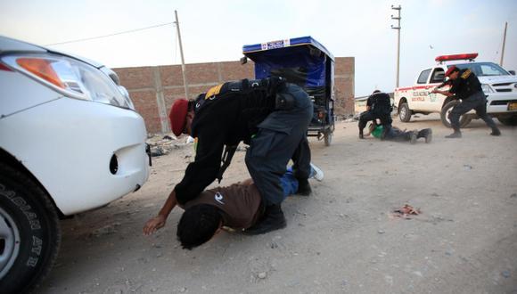 Cambios se dan cuando ciudadanía espera más efectividad de la Policía ante ola de asaltos. (Marcos Rojas)