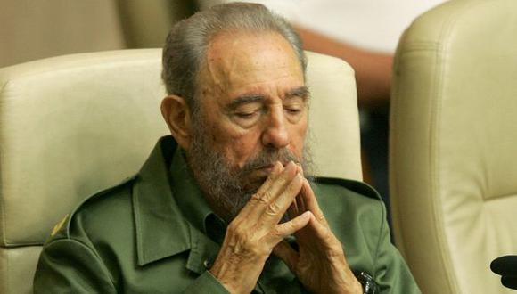 Líderes del mundo se manifiestan tras la muerte de Fidel Castro. (AFP)