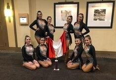 ¡Orgullo! Bailarinas peruanas campeonan en Mundial de Salsa que se realizó en Miami