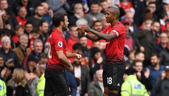 Manchester United recibe este domingo al Cardiff en la última fecha de la Premier League. (Foto: AFP)
