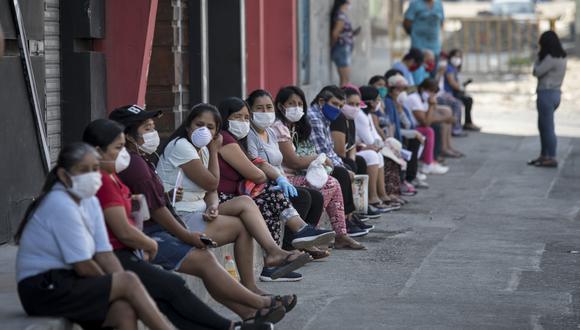 El último decreto del Gobierno establece como obligatorio el uso de mascarilla. (Foto: Anthony Niño de Guzmán/GEC)