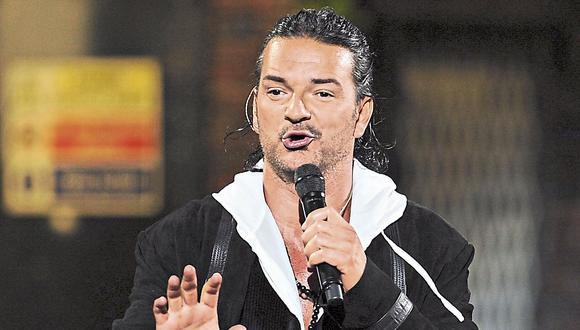 Ricardo Arjona. Cantautor guatemalteco. (USI)