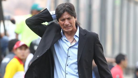 Ángel Comizzo sigue esperando. (USI)