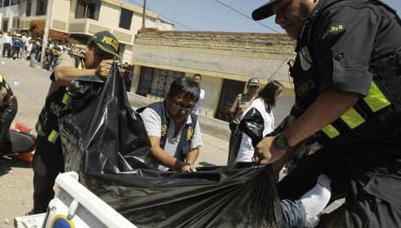 Padre de familia falleció a causa del accidente. (Referencial/Perú21)