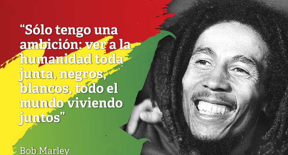 Bob Marley Su Legado Resumido En 13 Frases Espectáculos