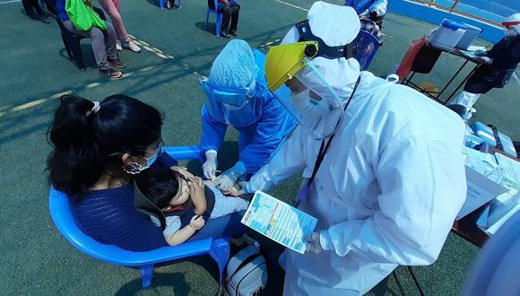 Se espera que este mes llegue el primer lote de vacunas contra el coronavirus. (Foto: Minsa)
