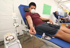 Hospital de Emergencias Villa El Salvador realiza campaña de donación de sangre
