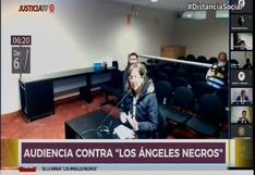 """Aróstegui apeló a su estado de salud en audiencia por caso Ángeles Negros: """"Me estoy muriendo en el penal"""""""
