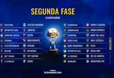 Copa Sudamericana 2019 EN VIVO sorteo de llaves de la segunda ronda: fecha, hora y canal