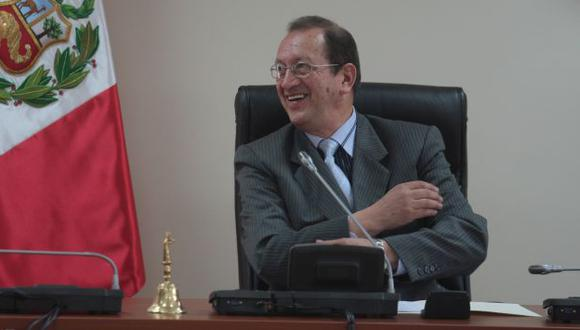 Juvenal Silva fue congresista por el Partido Nacionalista. (Martín Pauca/Peru21)