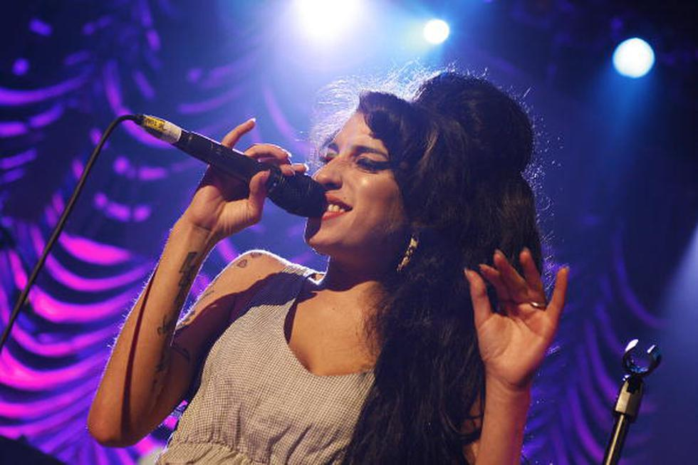 Amy Winehouse es considerada una de las mejores cantantes de la historia por muchos críticos y artistas de la industria de la música. (Getty)