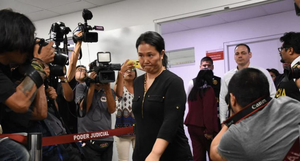 Buscan libertad de Fujimori.