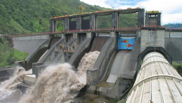 Perú emplea el 4.5% del potencial hidroeléctrico. (Perú21)
