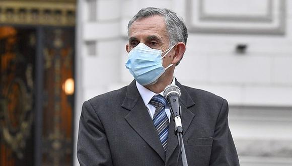 Pedro Francke se pronunció sobre la iniciativa legal presentada por Perú Libre. (Foto: archivo GEC)