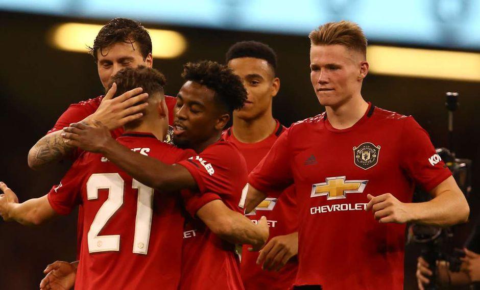 Manchester United vs. Chelsea se miden por la fecha 1 de la Premier League. (Foto: AFP)