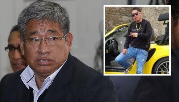 'Narcoindultos': Citarán a Gerald Oropeza en juicio oral de Chinguel. (USI)