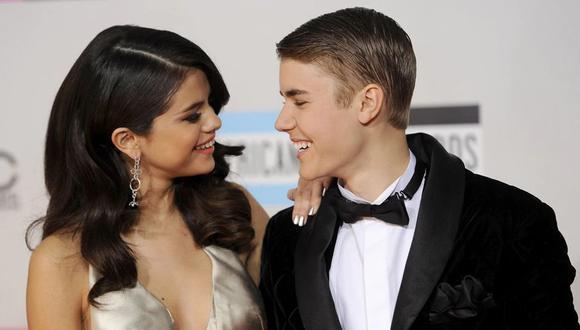 Selena Gómez y Justin Bieber protagonizaron unas de las relaciones más polémicas. Foto: AP