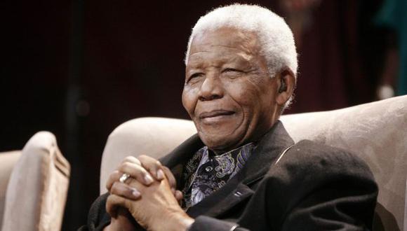 Nelson Mandela sufrió la pérdida de varios de sus hijos. (Reuters)
