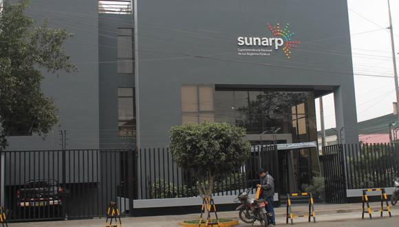 Los trámites respecto al duplicado de la Tarjeta de Identificación Vehicular se podrán realizar en cualquier oficina registral de Sunarp. (Foto: GEC)