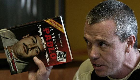 Jhon Jairo Velásquez pasó 24 años en prisión. (AP)