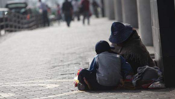 Pobreza infantil en Perú disminuyó del 50.9% al 32.5% entre 2007 y 2013. (Perú21)